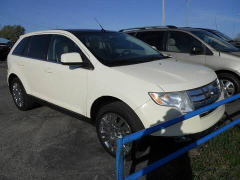 2008 Ford Edge for sale at A & G Auto Sales in Lawton OK
