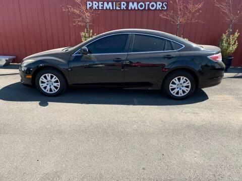 2009 Mazda MAZDA6 for sale at PREMIERMOTORS  INC. in Milton Freewater OR