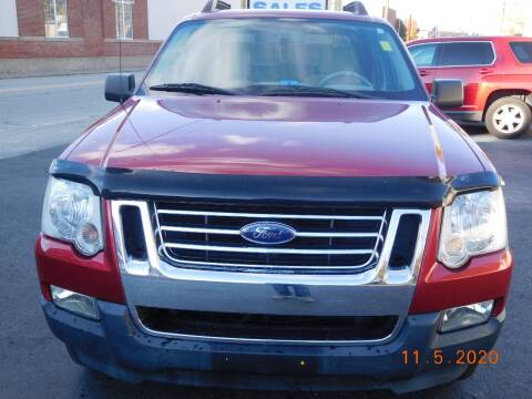2007 Ford Explorer Sport Trac for sale at Southbridge Street Auto Sales in Worcester MA