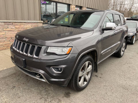 2015 Jeep Grand Cherokee for sale at 222 Newbury Motors in Peabody MA