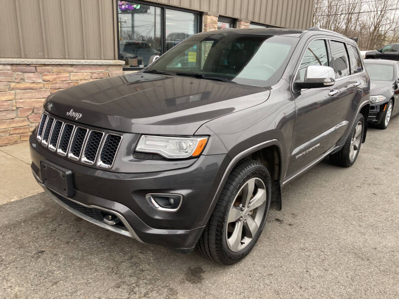 2015 Jeep Grand Cherokee for sale at 222 Newbury Motors in Peabody MA