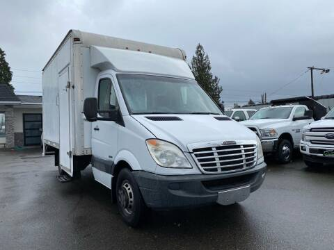 2010 Freightliner Sprinter for sale at Lux Motors in Tacoma WA