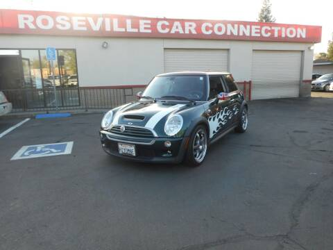 2004 MINI Cooper for sale at ROSEVILLE CAR CONNECTION in Roseville CA