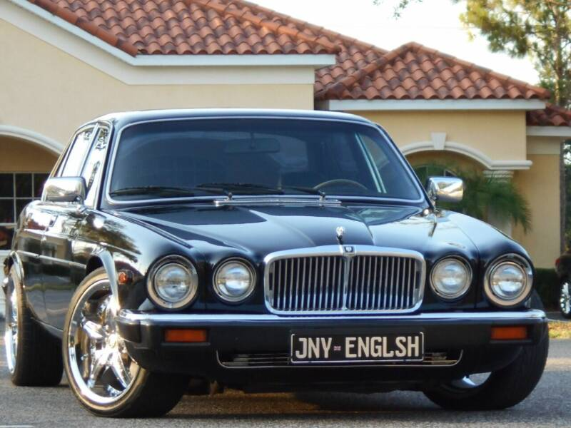 1984 Jaguar XJ-Series for sale at PORT TAMPA AUTO GROUP LLC in Riverview FL