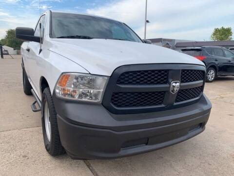 2015 RAM Ram Pickup 1500 for sale at Car Now in Dallas TX