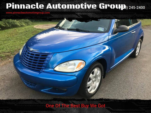 2005 Chrysler PT Cruiser for sale at Pinnacle Automotive Group in Roselle NJ