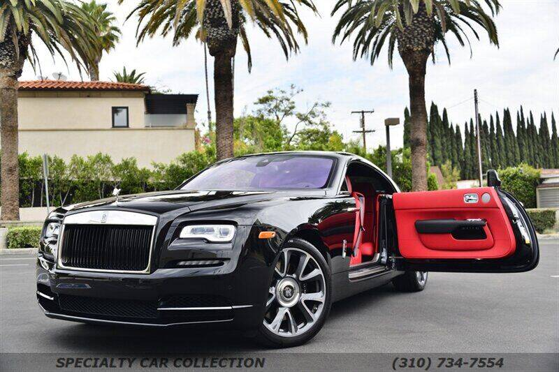 2020 Rolls-Royce Wraith for sale in West Hollywood, CA