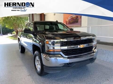 2019 Chevrolet Silverado 1500 LD for sale at Herndon Chevrolet in Lexington SC