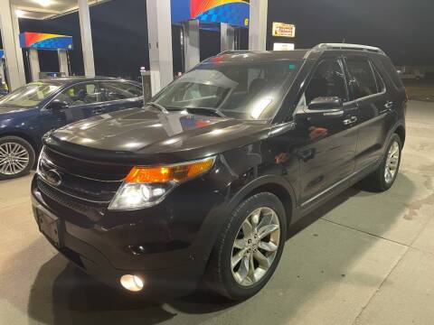 2014 Ford Explorer for sale at Trocci's Auto Sales in West Pittsburg PA