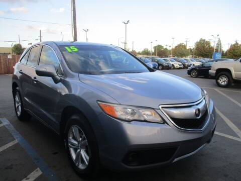 2015 Acura RDX for sale at Choice Auto & Truck in Sacramento CA
