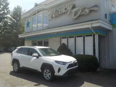 2019 Toyota RAV4 for sale at Nicky D's in Easthampton MA