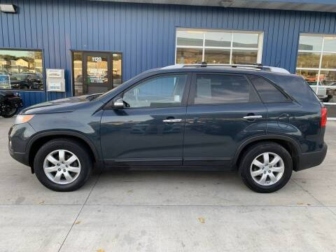2012 Kia Sorento for sale at Twin City Motors in Grand Forks ND