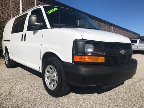2012 Chevrolet Express Cargo for sale at Classic Motor Group in Cleveland OH