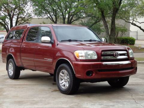 2005 Toyota Tundra for sale at Auto Starlight in Dallas TX