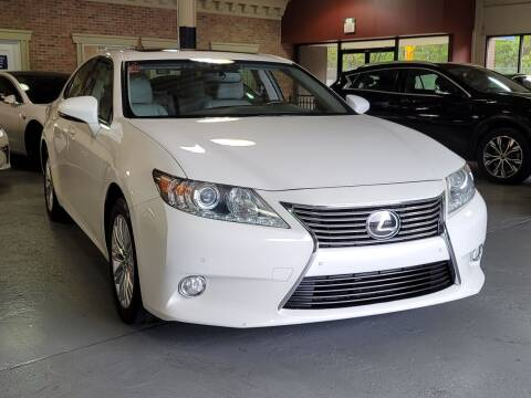 2013 Lexus ES 350 for sale at AW Auto & Truck Wholesalers  Inc. in Hasbrouck Heights NJ