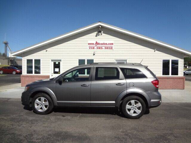 2012 Dodge Journey for sale at GIBB'S 10 SALES LLC in New York Mills MN