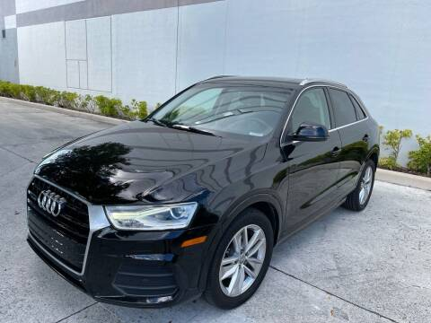 2016 Audi Q3 for sale at Auto Beast in Fort Lauderdale FL