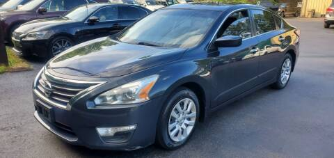 2014 Nissan Altima for sale at GA Auto IMPORTS  LLC in Buford GA