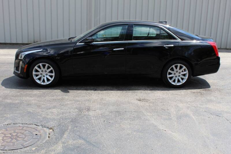 2015 Cadillac CTS for sale at Lansing Auto Mart in Lansing KS