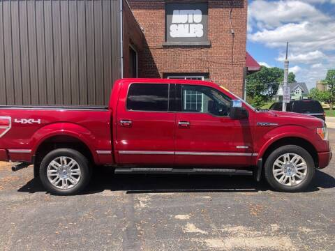 2011 Ford F-150 for sale at LeDioyt Auto in Berlin WI