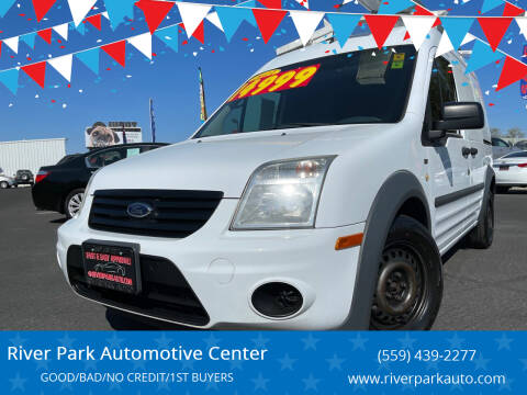 2013 Ford Transit Connect for sale at River Park Automotive Center in Fresno CA