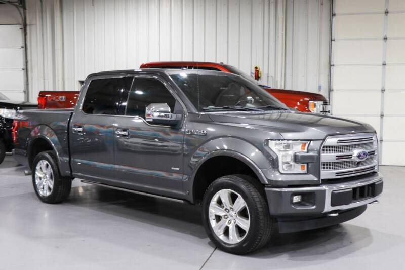 2017 Ford F-150 for sale at Alta Auto Group LLC in Concord NC