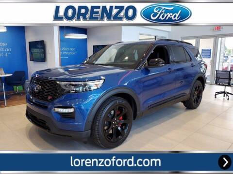 2021 Ford Explorer for sale at Lorenzo Ford in Homestead FL