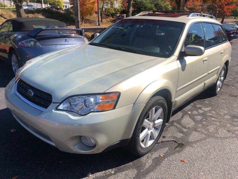 2007 Subaru Outback for sale at Premier Automart in Milford MA