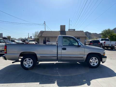 1999 Chevrolet Silverado 1500 for sale at North Auto Sales in Phoenix AZ