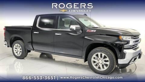 2021 Chevrolet Silverado 1500 for sale at ROGERS  AUTO  GROUP in Chicago IL