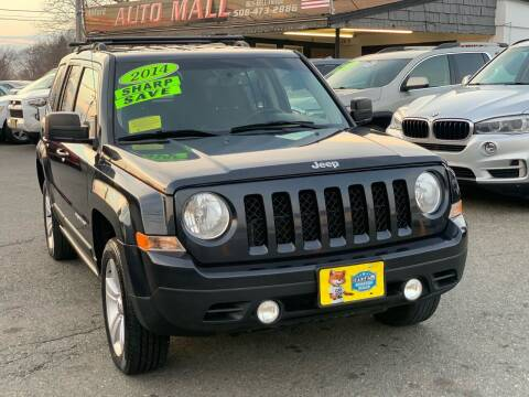 2014 Jeep Patriot for sale at Milford Auto Mall in Milford MA