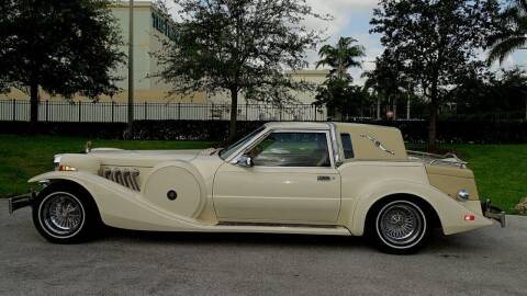 1986 Ford Mustang for sale at Premier Luxury Cars in Oakland Park FL
