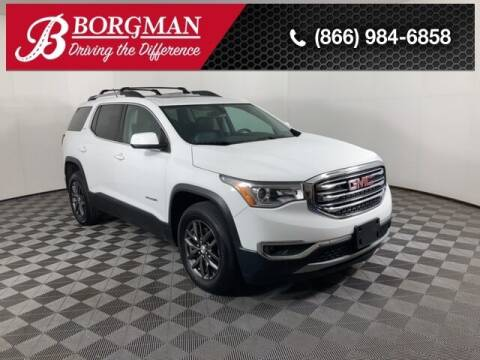 2017 GMC Acadia for sale at BORGMAN OF HOLLAND LLC in Holland MI