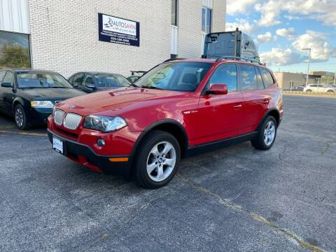2008 BMW X3 for sale at AUTOSAVIN in Elmhurst IL