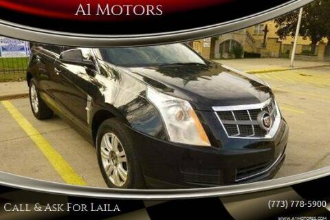 2010 Cadillac SRX for sale at A1 Motors Inc in Chicago IL