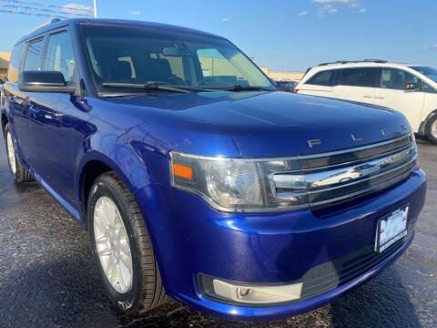 2013 Ford Flex for sale at VIP Auto Sales & Service in Franklin OH