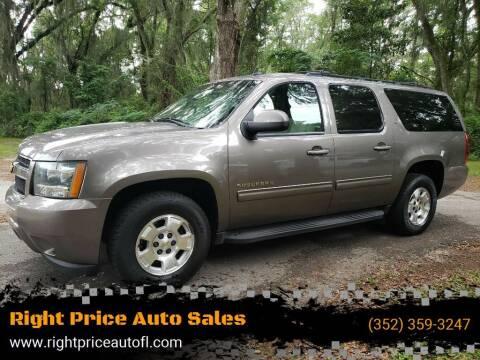 2014 Chevrolet Suburban for sale at Right Price Auto Sales in Waldo FL