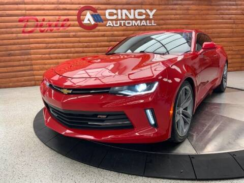 2018 Chevrolet Camaro for sale at Dixie Motors in Fairfield OH