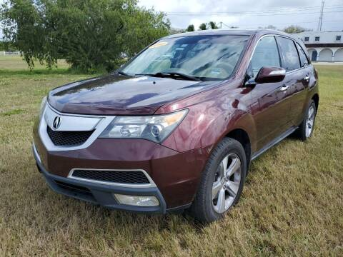 2012 Acura MDX for sale at VC Auto Sales in Miami FL