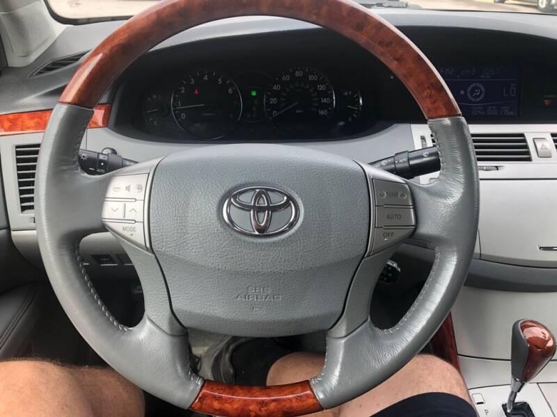 2007 Toyota Avalon Limited 4dr Sedan - Eastlake OH