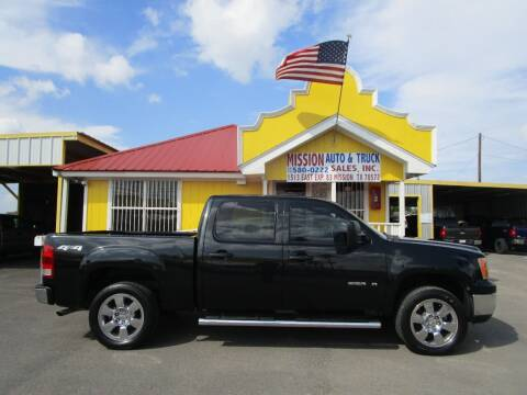 2010 GMC Sierra 1500 for sale at Mission Auto & Truck Sales, Inc. in Mission TX