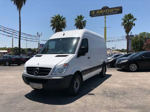2013 Mercedes-Benz Sprinter Cargo for sale at A MOTORS SALES AND FINANCE in San Antonio TX