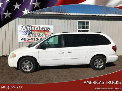 2005 Dodge Grand Caravan for sale at Americas Trucks in Jones OK