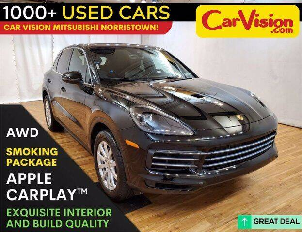 2019 Porsche Cayenne for sale in Norristown, PA