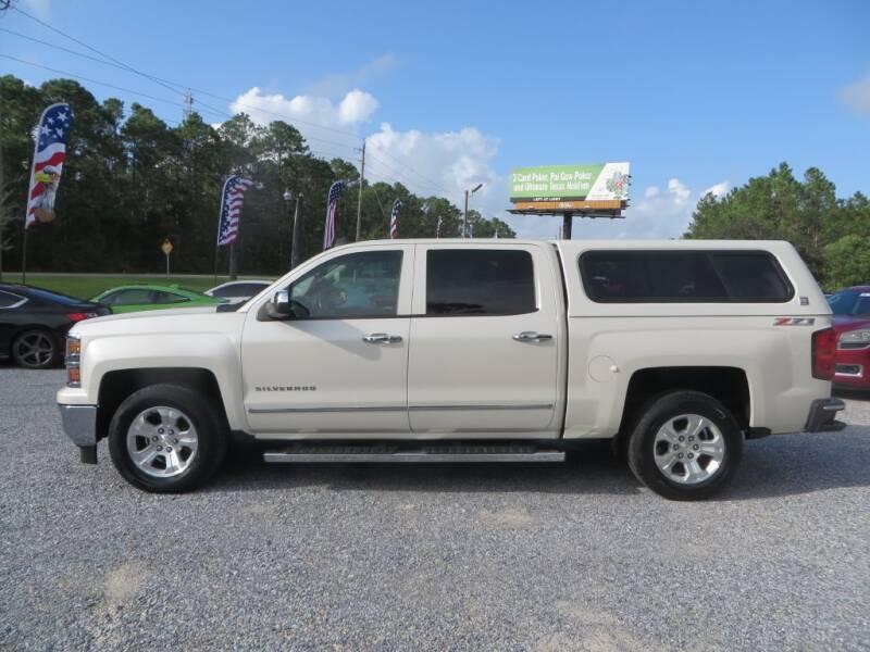 2014 Chevrolet Silverado 1500 for sale at Ward's Motorsports in Pensacola FL