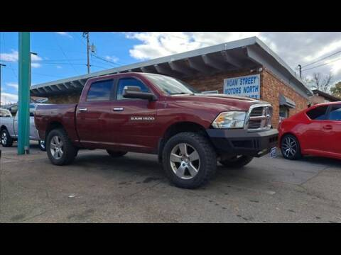 2012 RAM Ram Pickup 1500 for sale at PARKWAY AUTO SALES OF BRISTOL - Roan Street Motors in Johnson City TN
