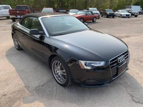 2013 Audi A5 for sale at Ol Mac Motors in Topeka KS