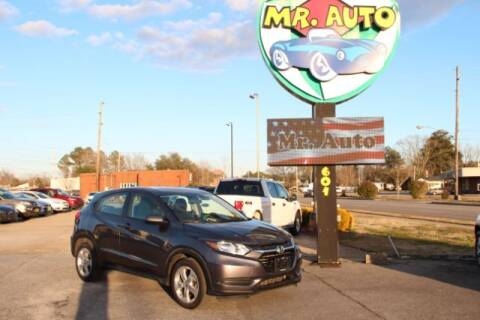2016 Honda HR-V for sale at MR AUTO in Elizabeth City NC