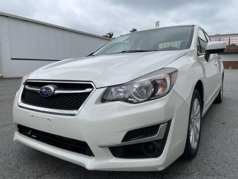 2015 Subaru Impreza for sale at Atlanta's Best Auto Brokers in Marietta GA