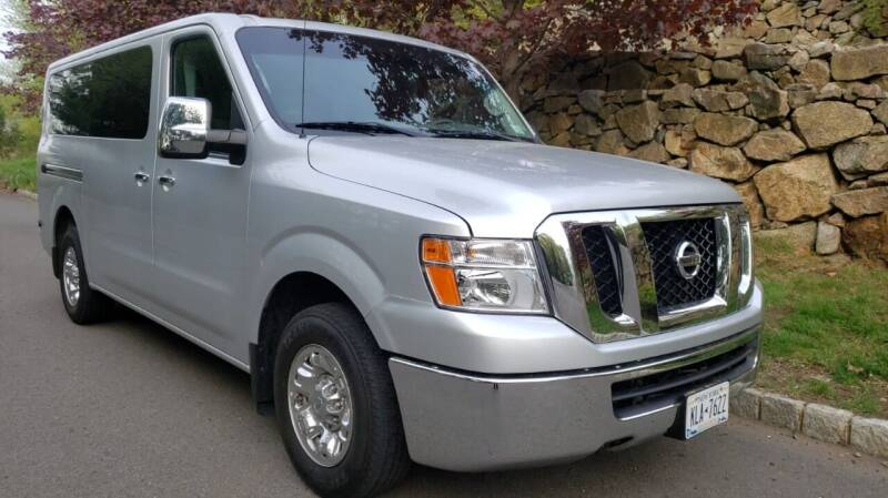 2019 Nissan NV Passenger for sale at Seewald Cars - Brooklyn in Brooklyn NY